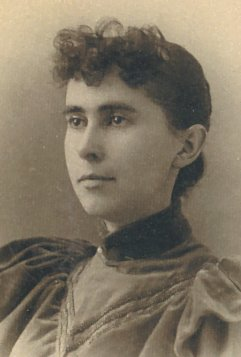 Alice MacLaren in the 1880s