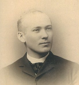 George Fisher, late 1880s