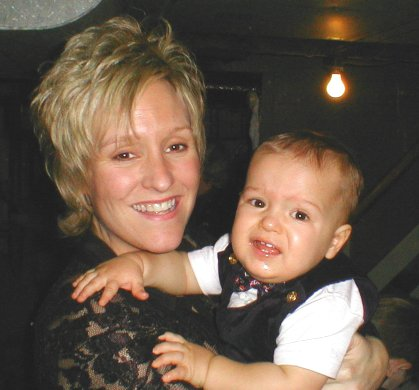 Lisa Flannery and Her Son Darrell