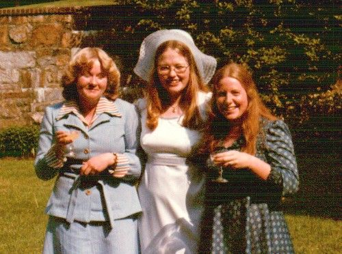 Debbie, Laurie and Anne Trask
