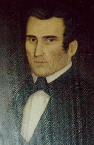 John Trask, July 1845, painted by   Horace Bundy