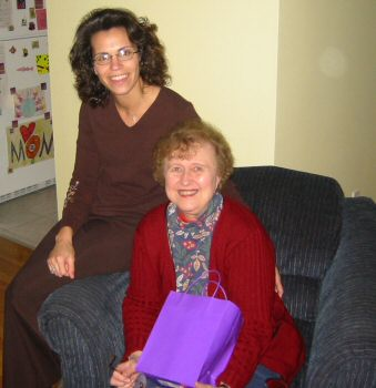 Jess and Ruth Trask, May 2004