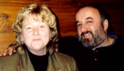 Deborah and Glen Haskins, November 1998