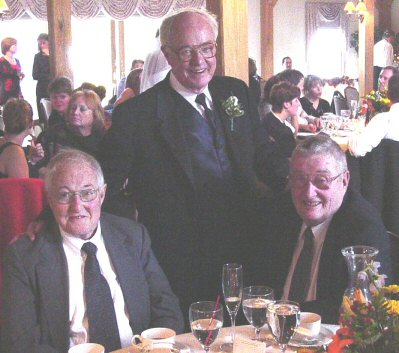 Winslow, Bill and George Trask, October 2003