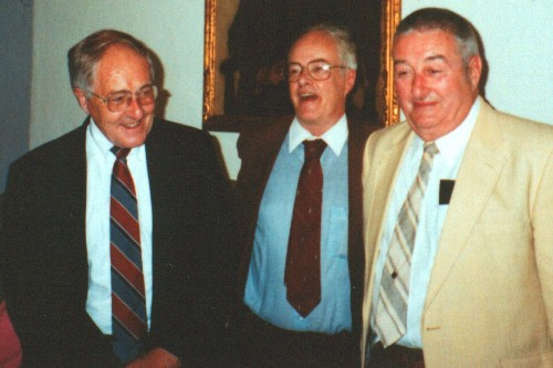 Winslow, Bill and George Trask, Spring 1992
