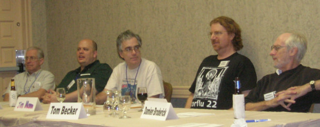 Panel:  Writers That Time Forgot: Lost Masters of SF