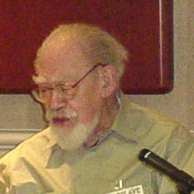 William Tenn Reads 'On Venus Have We Got a Rabbi' at Capclave 2003