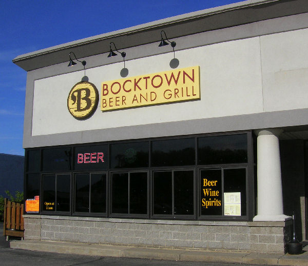 Bocktown from the outside