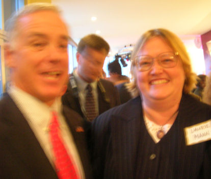 Howard Dean in Pittsburgh, 10/25/2005